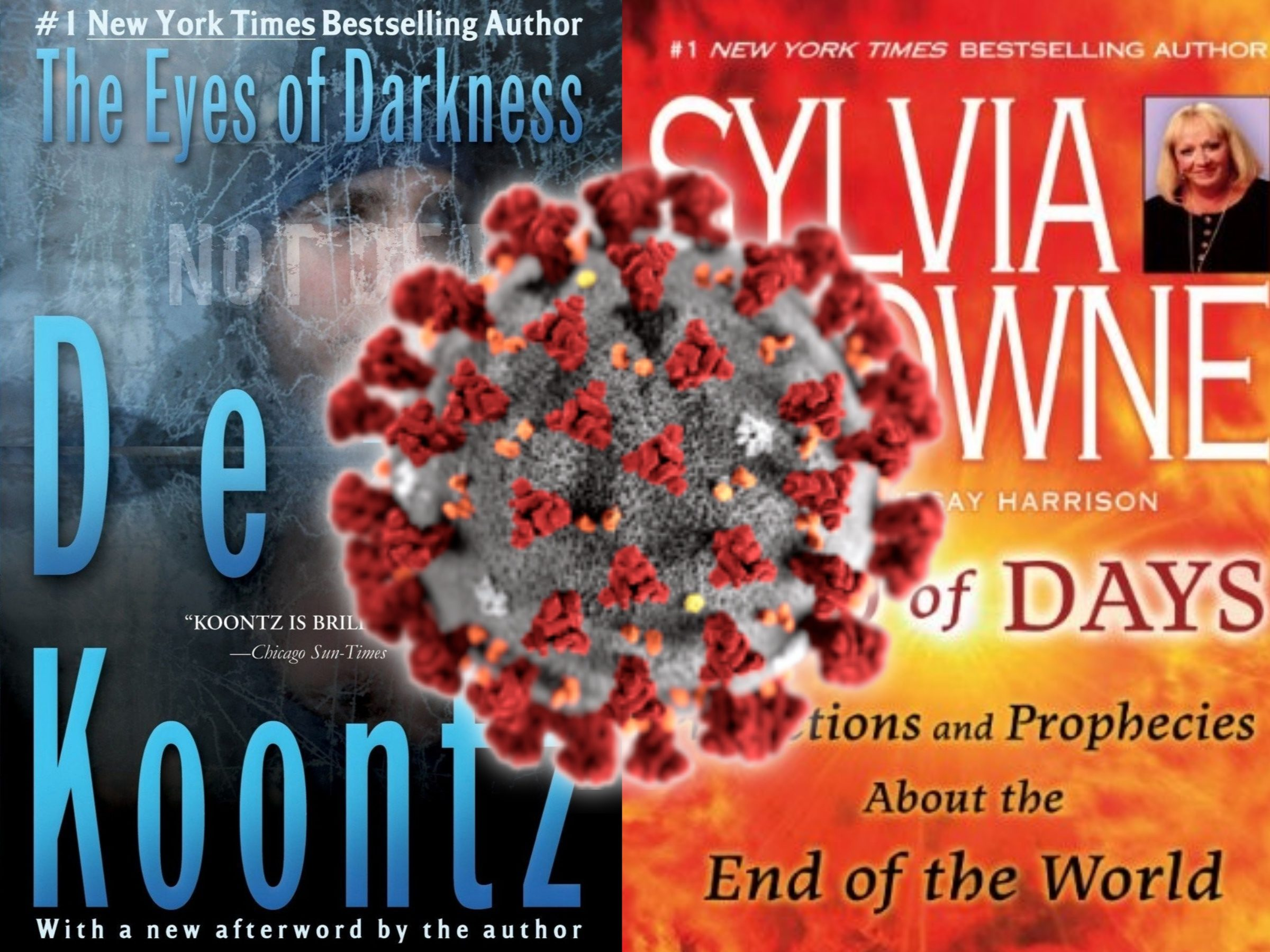 Did two books predict the corona virus?